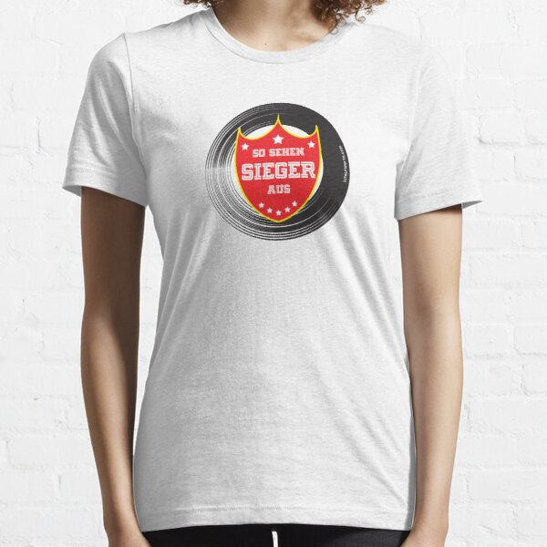 So sehen Sieger aus 02 Essential T-Shirt
