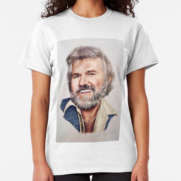 Classic T-Shirt,Alpine Forest Morning Fashion Personality Customization