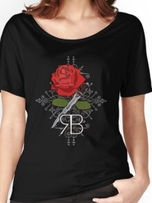 RumBelle. Women's Relaxed Fit T-Shirt