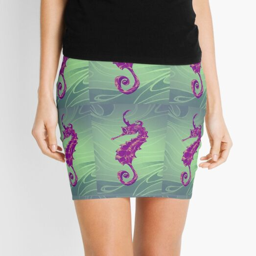Seahorsicorn Mini Skirt