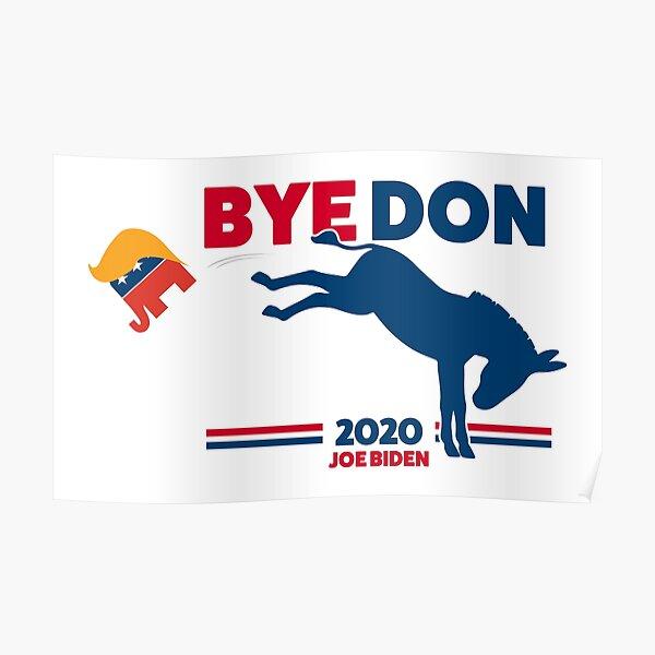 Donald Trump Campaign Posters | Redbubble
