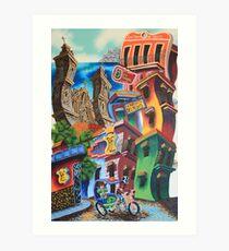 Habana Vieja Art Print