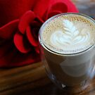 My lovely Latte by Marjorie Wallace