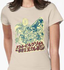 Sukotto Pirugurimu Women's Fitted T-Shirt
