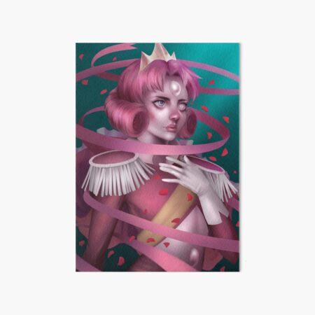 Princess Pearl Art Board Print