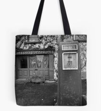 Petrol Pump Tote Bag