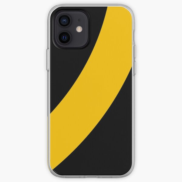 Richmond Tigers colours iPhone Case (traditional) iPhone Soft Case
