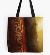 Long Out of Print Tote Bag