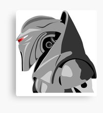 Cylon from Battlestar galactica Canvas Print