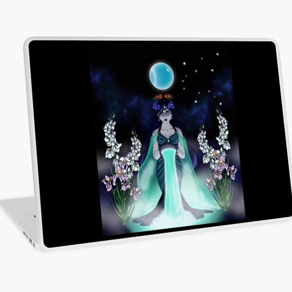 Aquarius Laptop Skin
