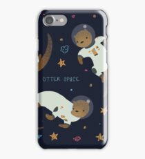 Otter Space iPhone Case/Skin