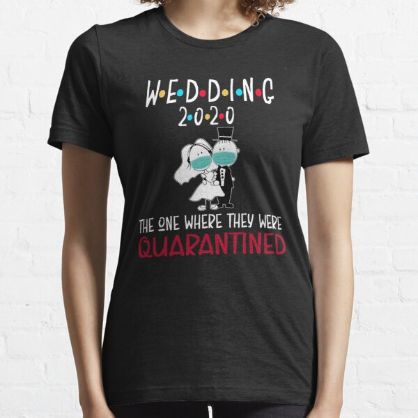 Just Married T-shirts Funny Novelty Mr Mrs Stag Hen Party Wedding Gifts Presents