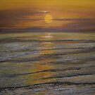 Sunset With You by Dawn  Hawkins