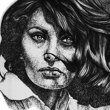 Sophia Loren by dRaCeFaCe19