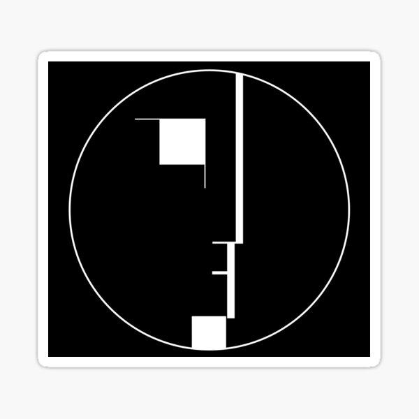 bau_haus Sticker