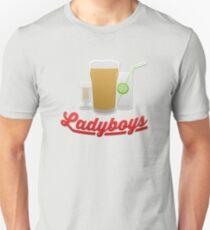 Alan Partridge - Ladyboys Unisex T-Shirt