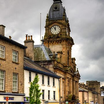 Kendal Town Hall by tomg