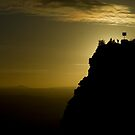 Top of the world by Richard Binstead