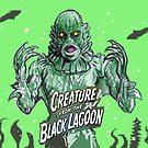 The creature ! by mattycarpets