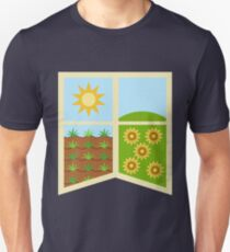 Earth Banner T-Shirt