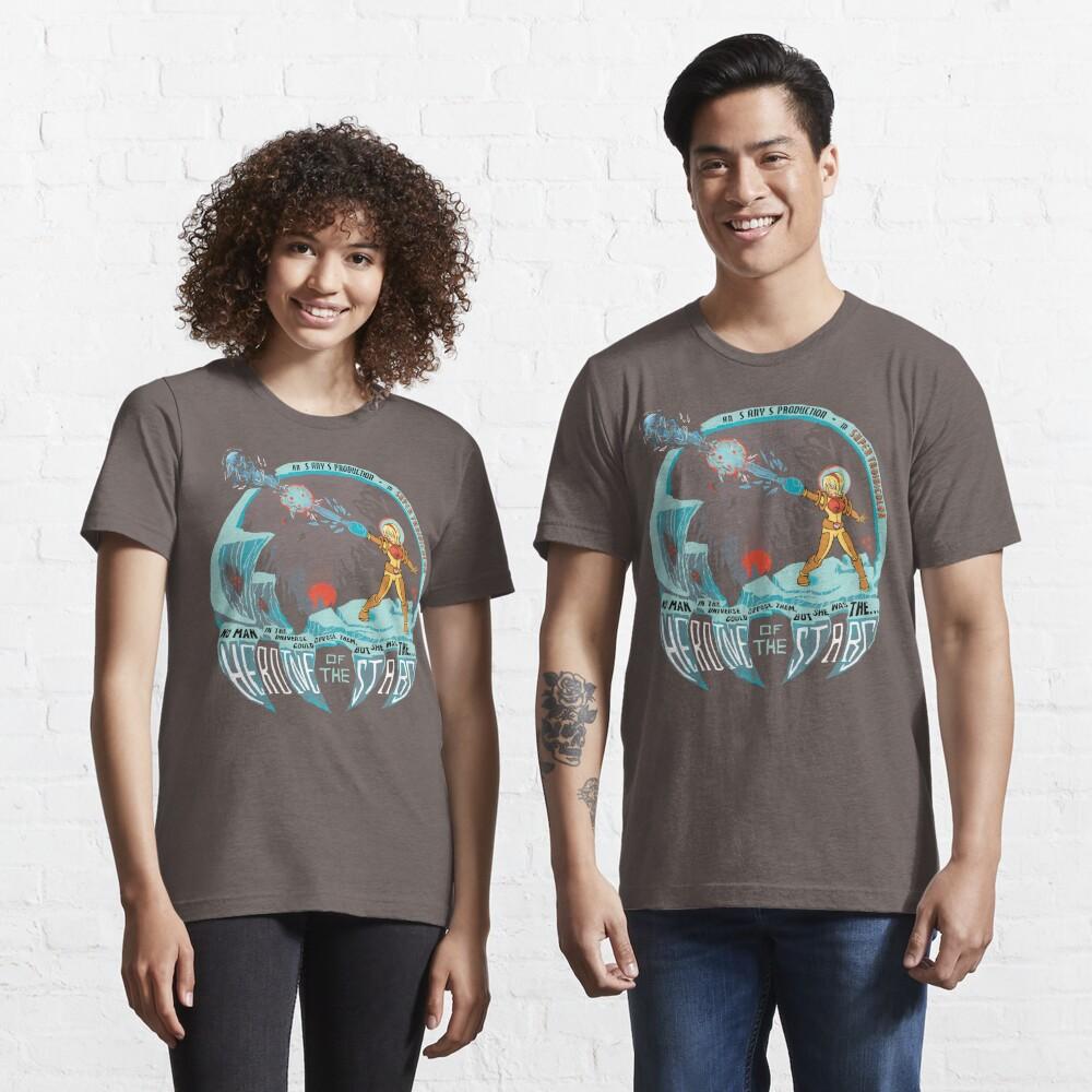 In Super Troidicolor [dark] Essential T-Shirt