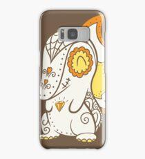 Cyndaquil Pokemuerto | Pokemon & Day of The Dead Mashup Samsung Galaxy Case/Skin