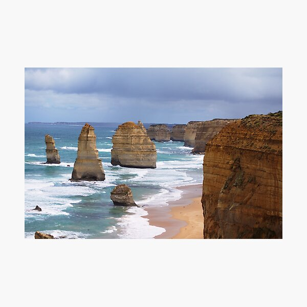 12 Apostles_Great Ocean Road_ Photographic Print