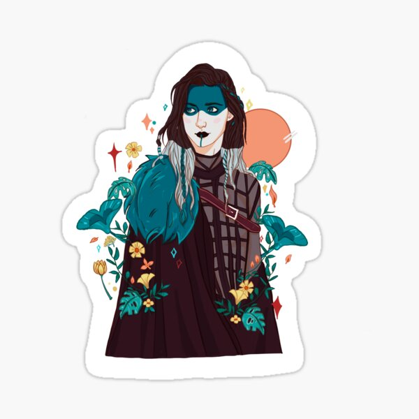 Yasha Sticker