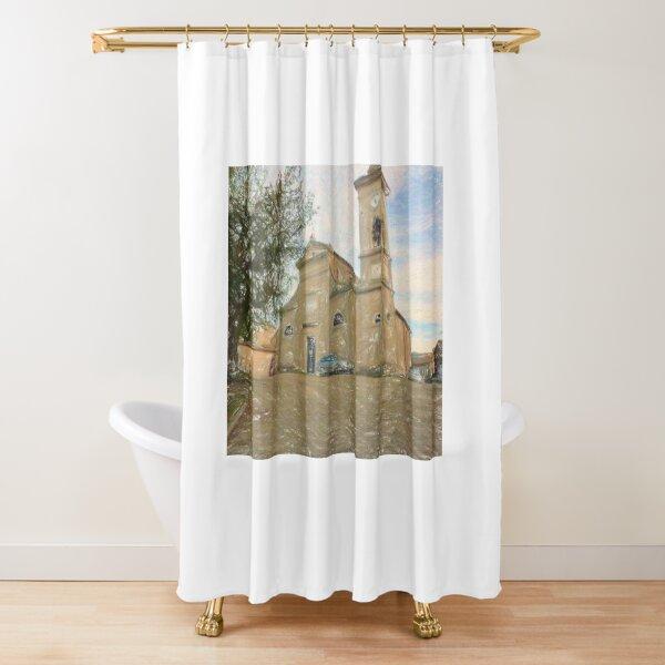 basilica Shower Curtain