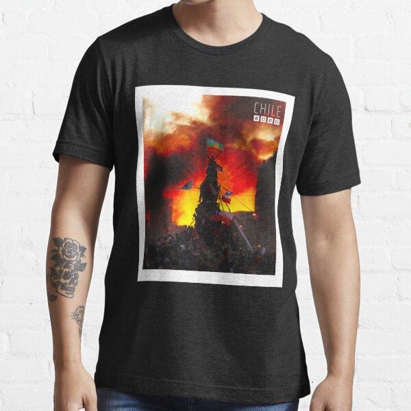 CHILE 2020, Plaza Dignidad. Plaza Italia. CHILE DESPERTO! Essential T-Shirt
