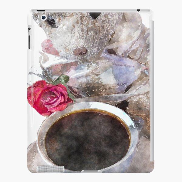 JoJobear Lover over Coffee iPad Snap Case