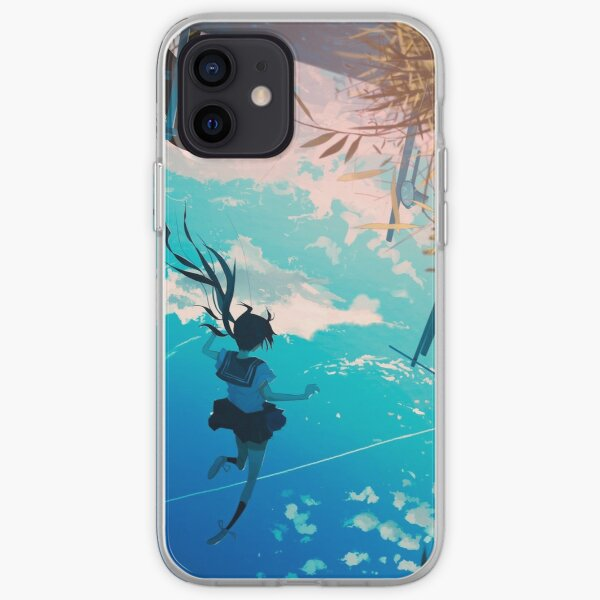 Copy of Anime Mirror iPhone Soft Case