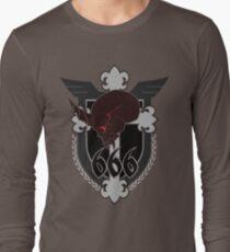 666th TSF Squadron Schwarzesmarken Long Sleeve T-Shirt