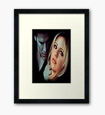 Buffy the Vampire Slayer - Bangel Framed Print