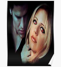 Buffy the Vampire Slayer - Bangel Poster