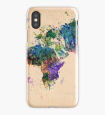 map  iPhone Case/Skin