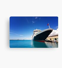 In Port Canvas Print
