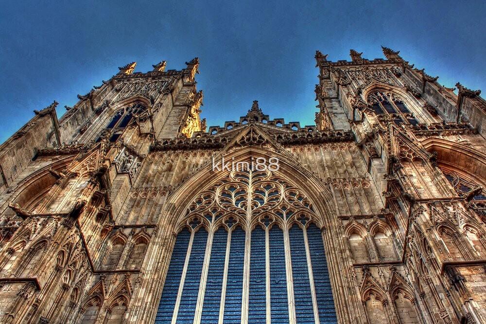 York Minster by kkimi88