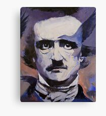Edgar Allan Poe Canvas Print