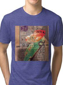 Travel Tri-blend T-Shirt