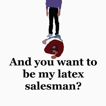 Seinfeld's Latex Salesman by Coattails