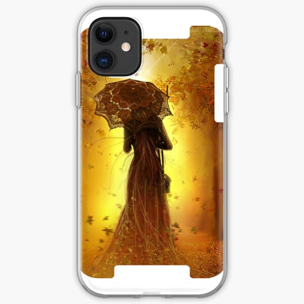 BE MY AUTUMN iphone case LIMITED  edtition iPhone Soft Case