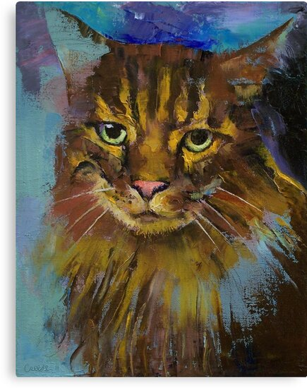 Luna by Michael Creese