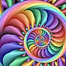 Rainbow Sherbert by Chazagirl