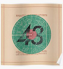 """""""43"""" Poster"""