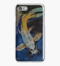 Dragon Koi iPhone Case/Skin