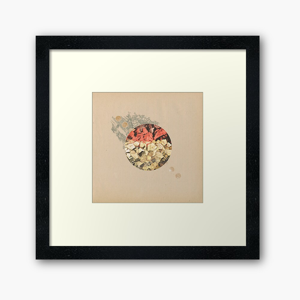 """46"" Framed Art Print"