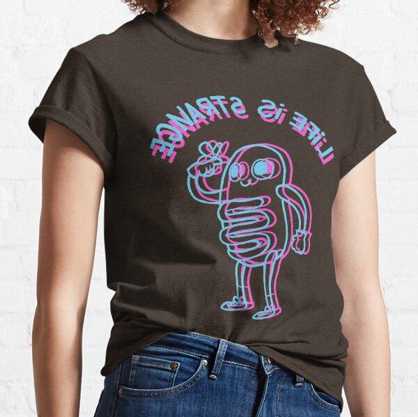 Hawt Dawg Man - Egnarts si Efil Classic T-Shirt