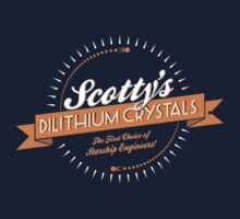 Scotty's Dilithium Crystals | Unisex T-Shirt