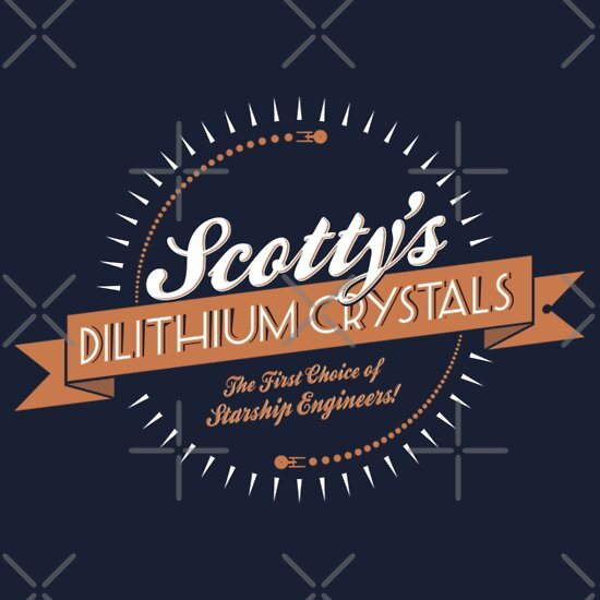 TShirtGifter presents: Scotty's Dilithium Crystals | Unisex T-Shirt
